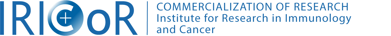 Institute for Research in Immunology and Cancer – Commercialization of Research